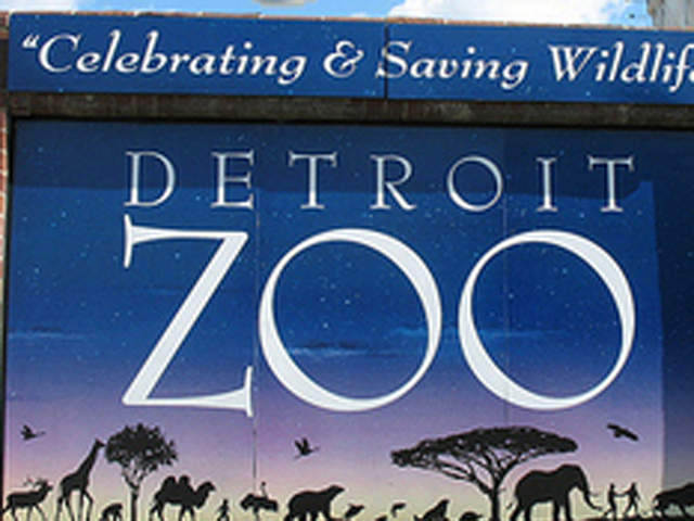 The Detroit Zoo