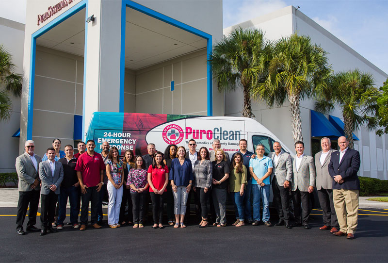 PuroSystems in Florida acquired by Signal Restoration.