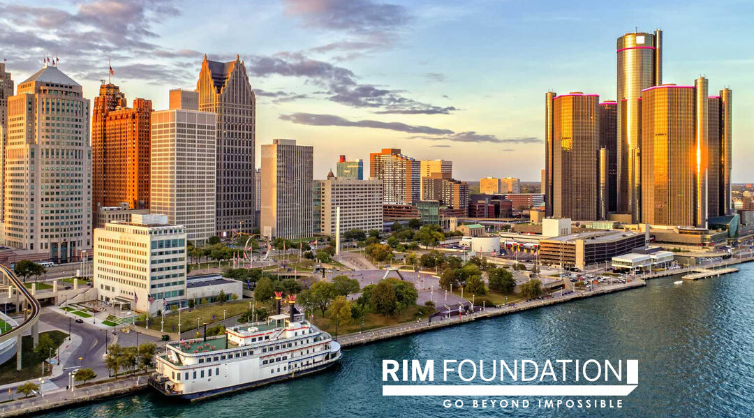 Frank Torre, Chairman of the DMC Rehabilitation Institute of Michigan (RIM), and Chairman of the 2020 RIM Foundation Go Beyond Gala, brings David Goggins to Detroit as the keynote speaker for this year's event.